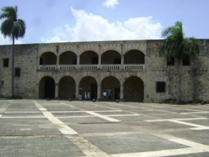 Today a museum, one of the most visited in the Dominican Republic.